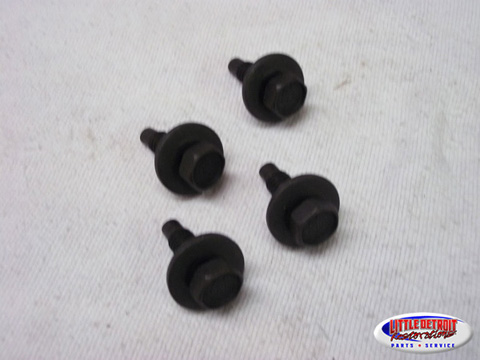 Deck Lid Bolt Kit