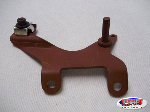 Thottle Cable Bracket 1968-70 Small Block 4- Barrel