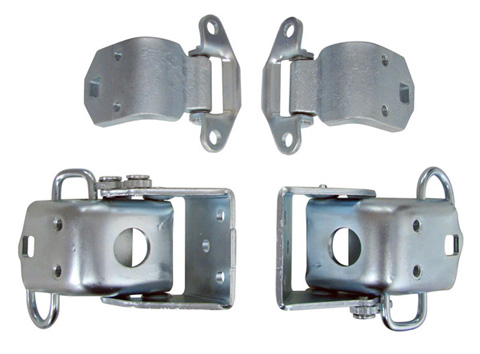 67-74 A-Body Door Hinge Set - 4 pcs