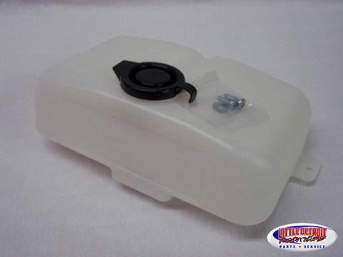 Washer Bottle B-Body 1968-70 Electric