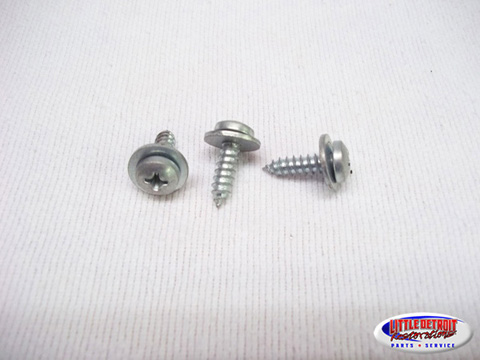 Washer Bottle Screws (3)