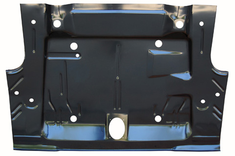70 Plymouth Barracuda Trunk Floor - Full OE Style