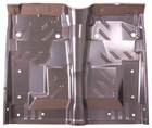 62-65 B-Body Front Floor Pan Full