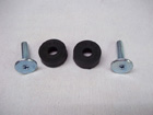 Hood Adjustment Studs & Bumpers (Pair)