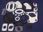Firewall Gasket Set B-Body A/C 1966-70