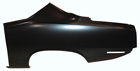 70-71 Plymouth Barracuda Quarter Panel - OE Style Left Hand