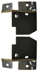 70-71 E-Body Inner Wheelhouse Bracket Front Pair